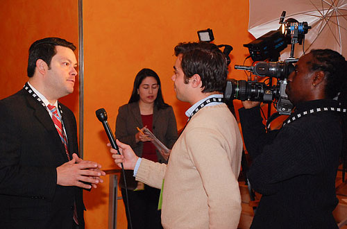 Interview with Carlos Manzano about Latin Media Entertainment Commission (LMEC) plans and business conferences