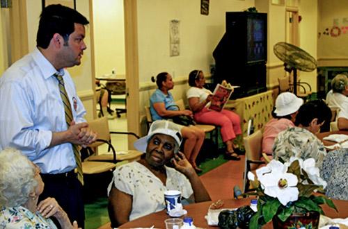Encore Community Services - Advocating for Senior Citizens